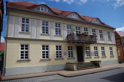 Kanzlei in der Kanalstraße 16 in Ludwigslust
